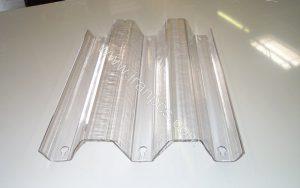 تولید کرکره شفاف پلی کربنات