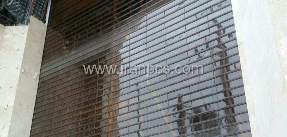 کرکره پلی کربنات در طرقبه مشهد