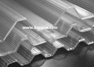 انواع ورق پلی کربنات